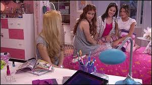 Violetta invite Francesca et Camila à une soirée pyjama chez elle. Elle n'invite pas Ludmila. Au final, elle décide de l'inviter. Ludmila vient donc chez Violetta. Mais Ludmila joue encore un mauvais tour à Violetta. De quoi s'agit-il ?