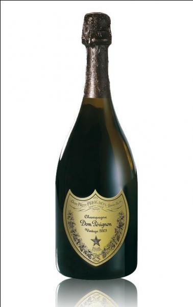 Une demi-bouteille de Dom Perignon nous suffira, vous souvenez-vous du nom de cette bouteille ?