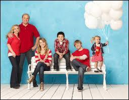 Comment s'appelle leur second enfant dans la vie réelle et dans la série ?