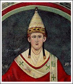 Qui a fixé cette date, vers 498, en hommage à des saints martyrs nommés Valentin ?