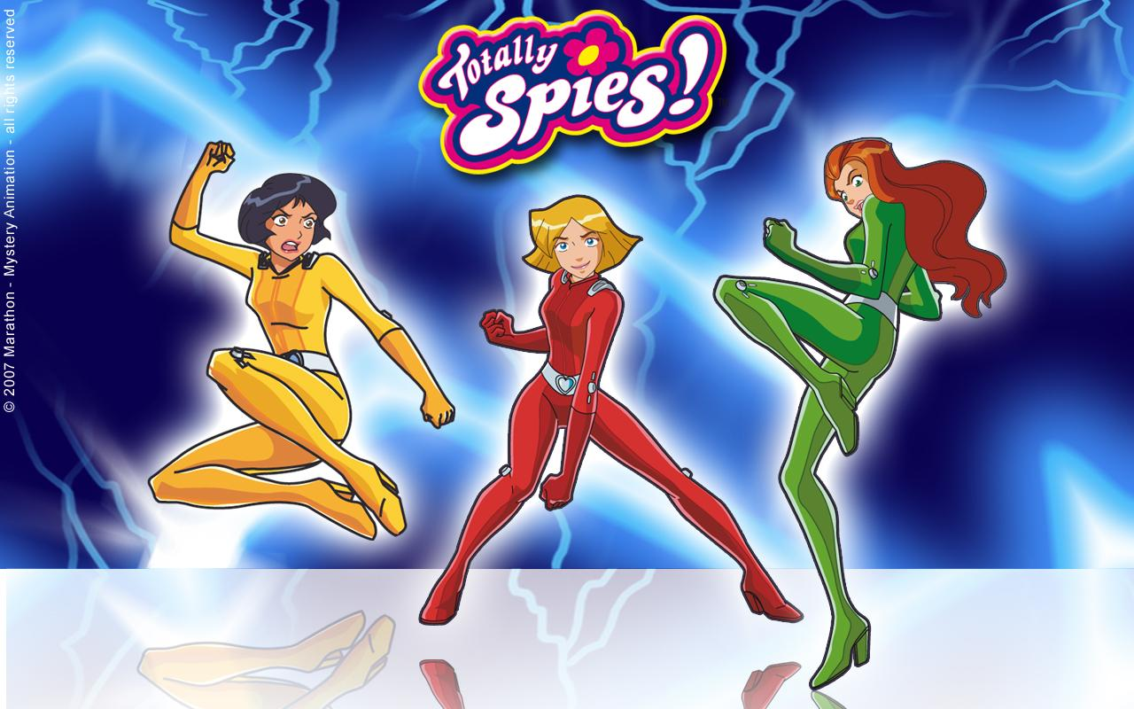 15 Totally Spies les personnages