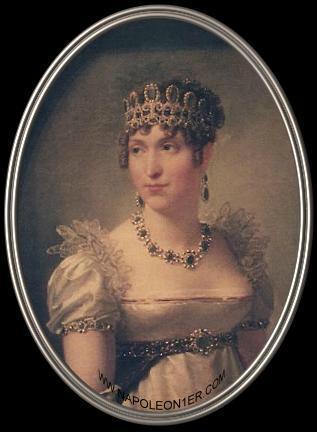 En quelle année Marie-Louise d'Autriche devient la nouvelle impératrice des Français ?