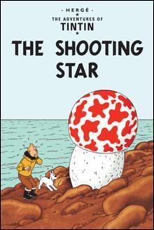 Dans «L'Étoile mystérieuse», quel animal Tintin aperçoit-il avec la lunette astronomique ?