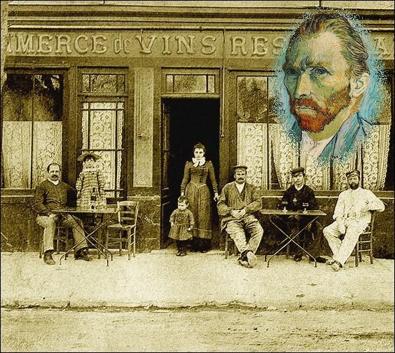 Sa santé s'améliorant, après un court séjour chez son frère à Paris, il rejoint Auvers-sur-Oise le 20 mai 1890 où il loge...