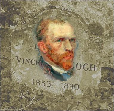 Vincent Van Gogh meurt le 29 juillet 1890 à Auvers-Sur-Oise à l'âge de 37 ans. Quelle est la cause officielle de sa mort ?