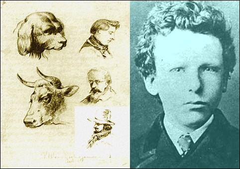 Il rentre au collège de Tilburg en 1866. Vincent découvre les beautés de la nature dans son  Paradis du Brabant , il se passionne pour les coléoptères et commence...