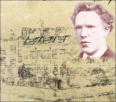 Inapte au métier de vendeur il est muté en 1873 dans une succursale de Londres. Il tombe éperdument amoureux d'Eugénie. Quelle était cette jeune fille qui le repousse et lui demande de partir ?