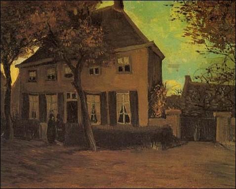 De 1880 à 1885, il se découvre peintre et commence a apprivoiser les couleurs. Il séjourne à Bruxelles, Etten, La Haye, Nuenen, Anvers. Il vend ses premiers dessins et copie les oeuvres d'un peintre qu'il admire beaucoup...