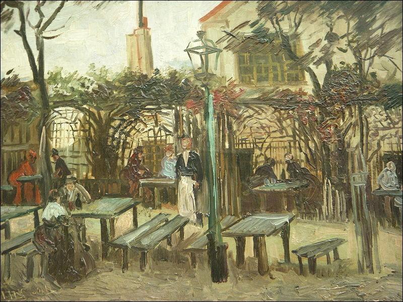 Au début de l'année 1886, Vincent arrive à Paris. Quelles raisons l'ont amené dans la capitale française ?
