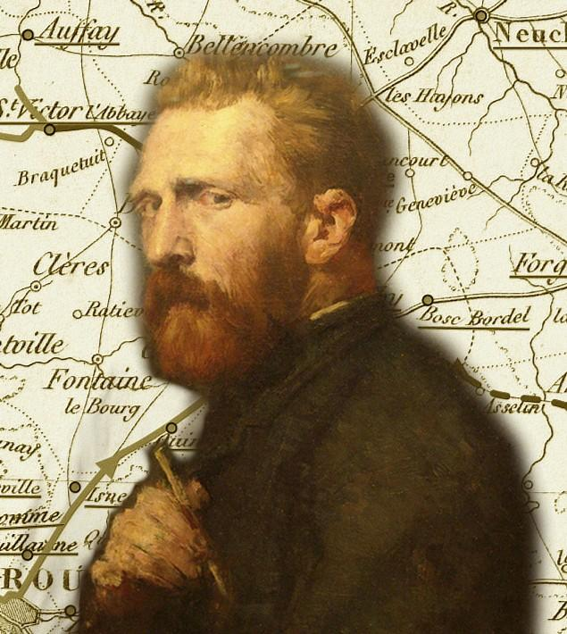 Van Gogh... Itinéraire d'un peintre