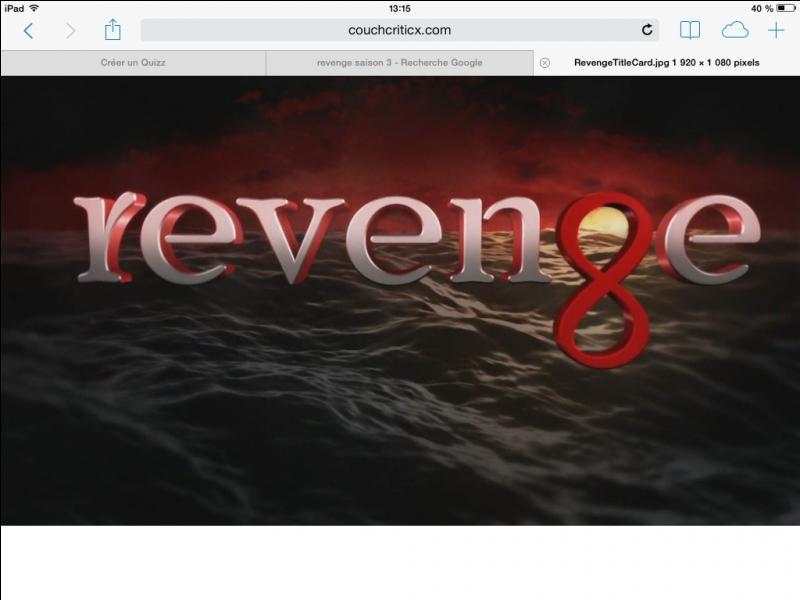Dans l'épisode 3, sur qui compte Emily pour sa vengeance ?