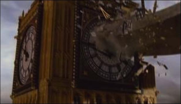 Qui détruit Big Ben dans la saison 1 ?