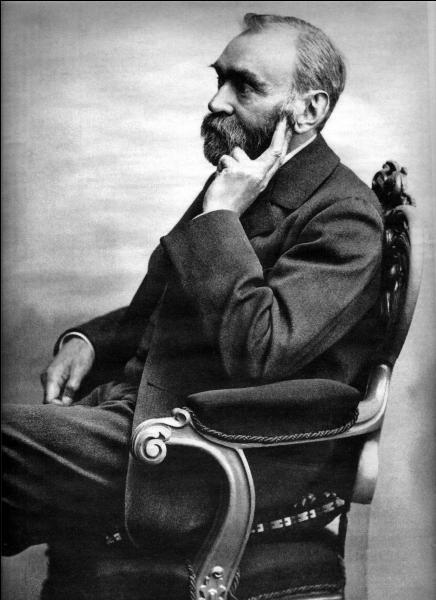 Nobel est célèbre grâce au prix qu'il a créé, mais qu'avait-il inventé ?