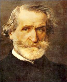 Le Roi s'amuse  a inspiré un compositeur qui en a fait l'opéra  Rigoletto . Quel est ce compositeur ?