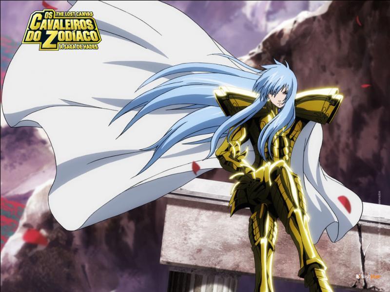 Qui est le chevalier d'or des Poissons ?