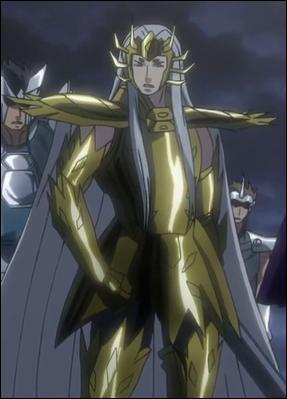 Dans sa jeunesse, de quelle constellation était-il le chevalier d'or ?