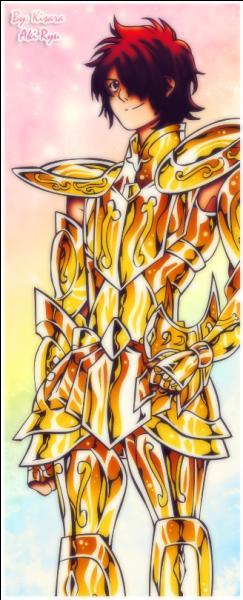 Pareil pour le chevalier d'or du Verseau de la question 12, son maître était le précédent chevalier du même signe et il s'appelait ?