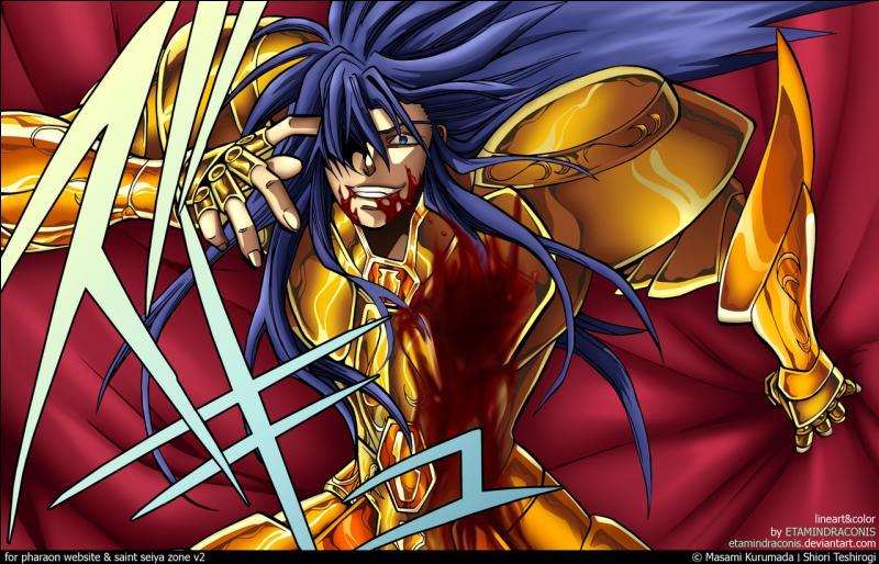 Qui est le chevalier d'or des Gémeaux à l'origine ?