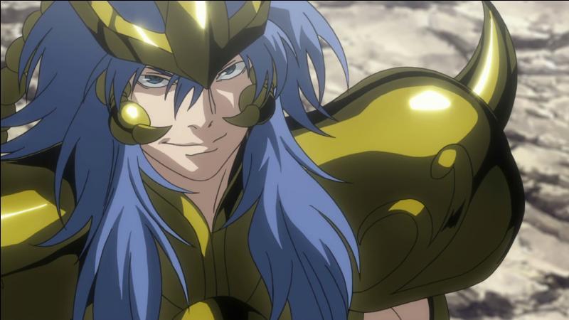 Qui est le chevalier d'or du Scorpion ?