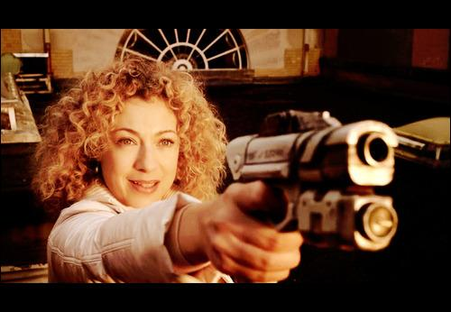Combien d'incarnations a River Song ?