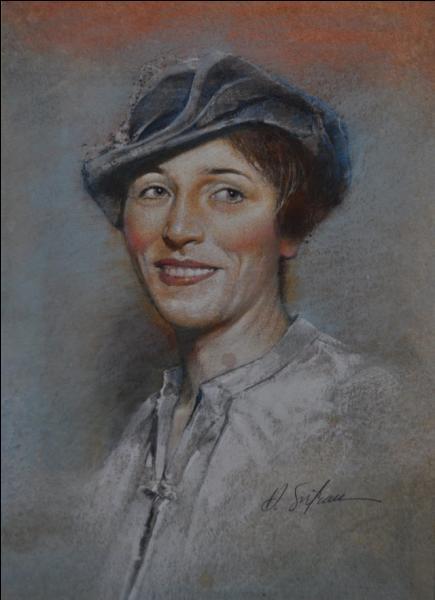 Quelle femme de lettres américaine, très inspirée dans son oeuvre par la Chine où elle vécut une grande partie de sa vie, publie en 1930 un livre intitulé  Vent d'est, vent d'ouest  ?