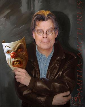 Quel écrivain américain, auteur de nombreux  best sellers , souvent adaptés au cinéma, aussi bien dans le domaine du fantastique que du policier, a écrit  La clé des vents , 8e volume d'un cycle intitulé  La Tour sombre  ?