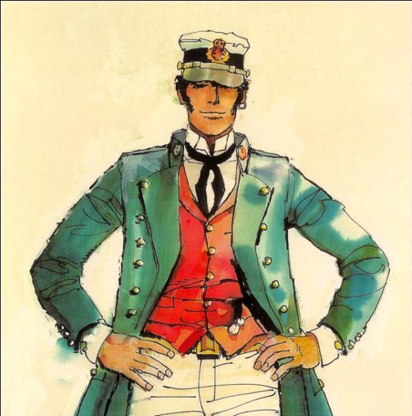 Qui a créé le personnage de Corto Maltese, bande dessinée dont le cinquième volume s'intitule  Lointaines îles du vent  ?