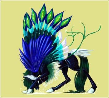 A quel animal fait allusion ce cheval ?