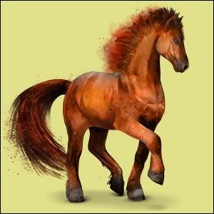 Quel est ce cheval divin ?