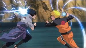 Quand est-ce que Naruto utilise-t-il le démon sage ?