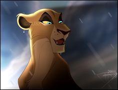 Comment la mère de Zira s'appelle-t-elle ?