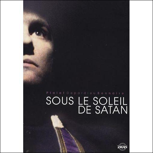 Qui a écrit  Sous le soleil de Satan , adapté au cinéma par Maurice Pialat, film qui reçut la Palme d'or au Festival de Cannes en 1987 ?