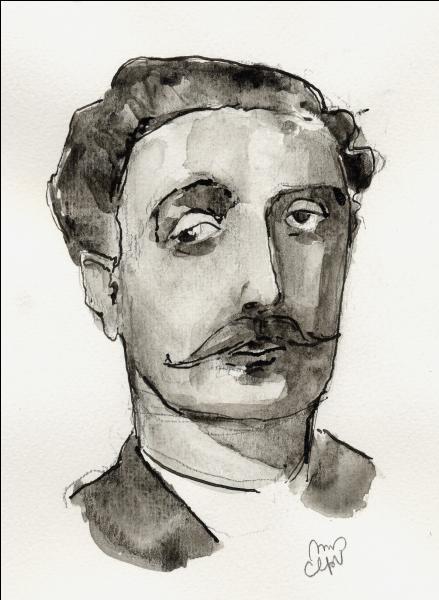 Ecrivain du 19e siècle, auteur de six romans, c'est par ses contes et nouvelles qu'il a marqué la littérature française. Ce recueil intitulé  Au soleil , est un récit de voyages publié en 1884. De qui s'agit-il ?