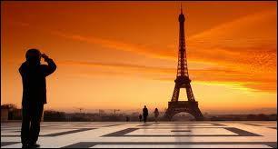 Allons visiter la Tour Eiffel chers amis !