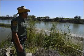 Quel fleuve d'Amérique du Nord se jette dans le golfe du Mexique et délimite une grande partie de la frontière entre les Etats-Unis et le Mexique ?