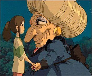 Que confectionne Zeniba à Chihiro afin de la remercier de lui avoir rendu son sceau ?