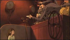 Pourquoi Kamaji refuse-t-il de faire travailler Chihiro ?