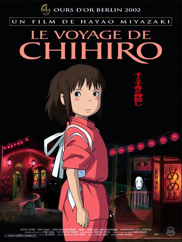 Le Voyage de Chihiro (1)