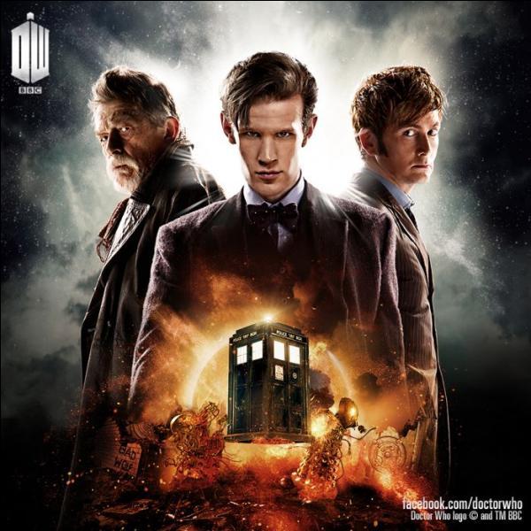 Le film,  The day of the Doctor , a été diffusé dans combien de pays ?