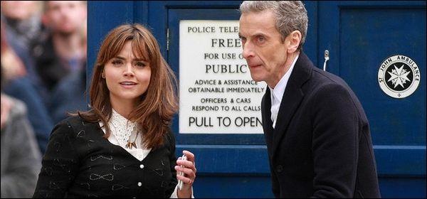 Qui est Peter Capaldi ?