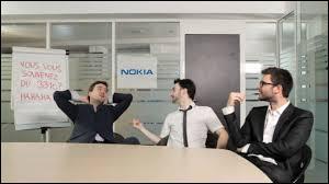 Avec qui Cyprien a fait la vidéo  Les réunions  ?