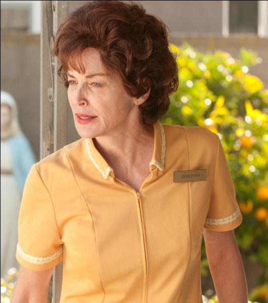On est loin de ses rôles de femme fatale ! Qui est cette actrice ?