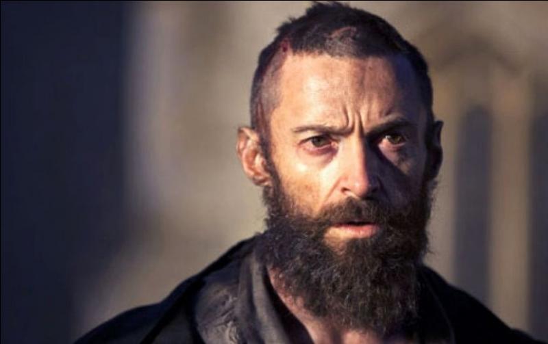 Ce barbu n'a pas l'air très commode ! Sous cette barbe se cache :