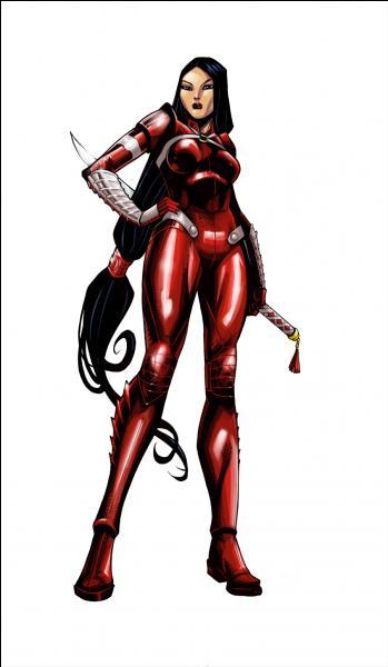 Experte des arts martiaux, du surnom de Lady Shiva, son vrai nom est :
