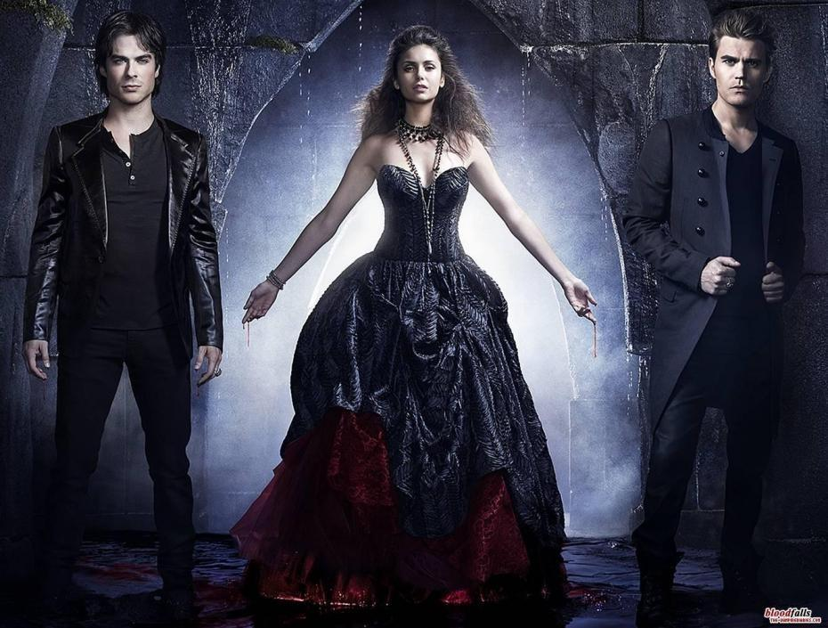 The Vampire Diaries : incollable ?