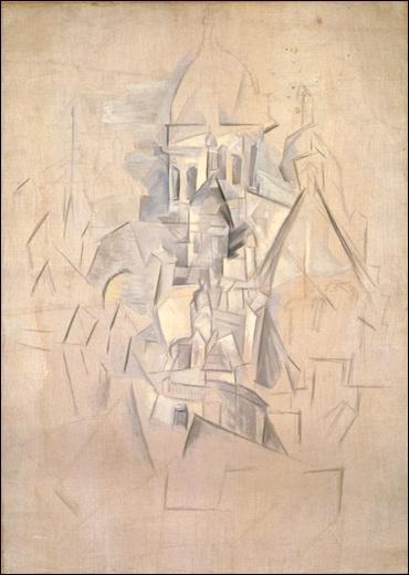 A quel grand peintre cubiste doit-on  Le Sacré-Coeur  ?