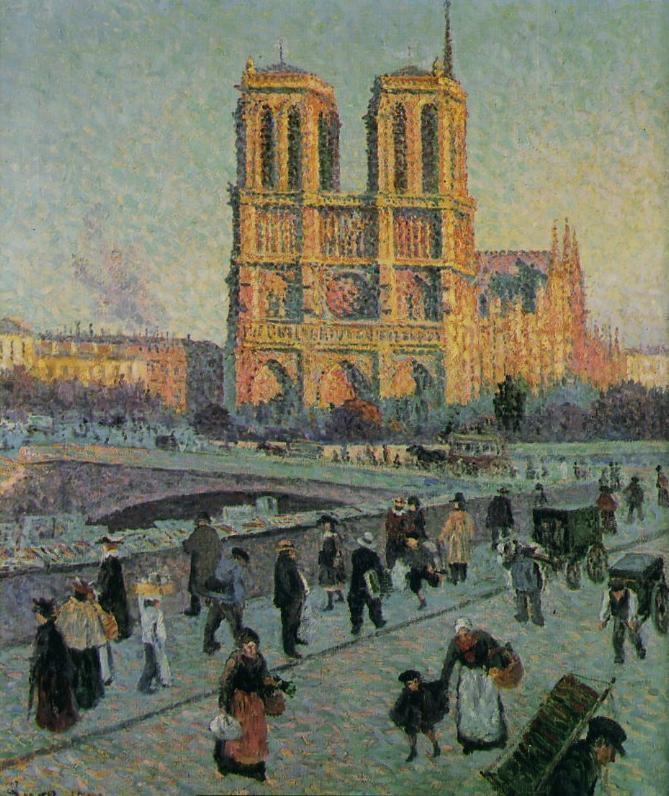 Promenade dans Paris avec les peintres (2)