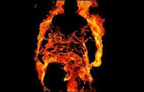 La combustion spontanée humaine est possible.