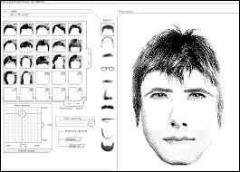 On peut jouer au portrait robot sur le web.