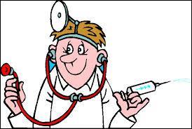 Des médecins sont en ligne sur le web.